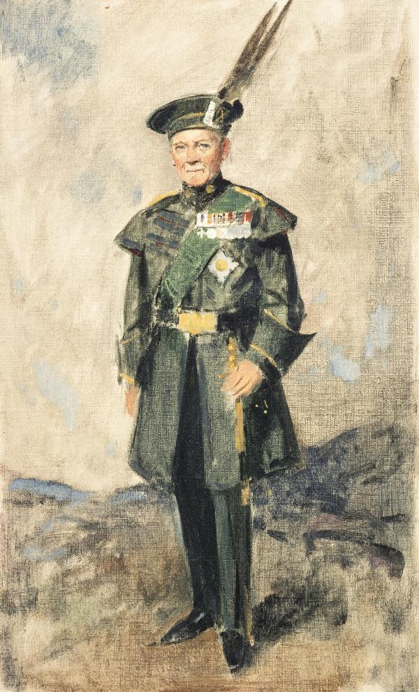 Alexander Stephen, Lord Bilsland, 1892 - 1970. Banker (About 1960 - 1964)