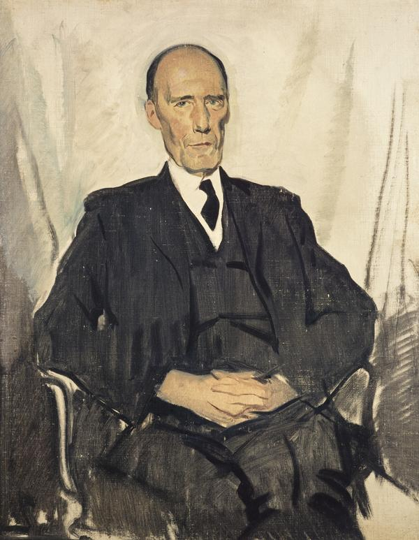 Sir Robert Hutchison, 1871 - 1960. Physician (About 1940 - 1950)