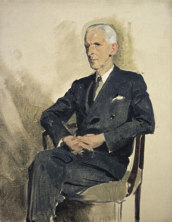 Lord Strathalmond, 1888 - 1970. Industrialist (About 1960 - 1964)