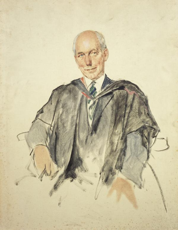 R.B. McCallum, 1898 - 1973. Historian (About 1960 - 1964)