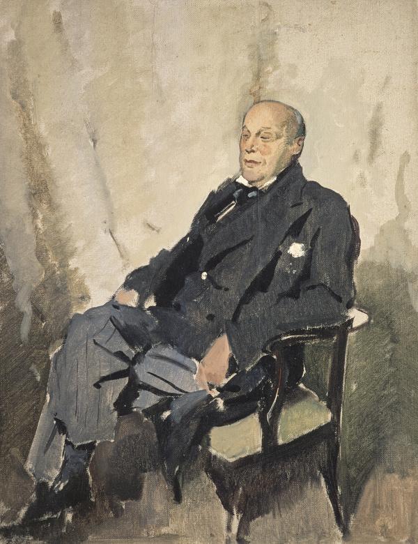 Sir William Y. Darling, 1885 - 1962. Lord Provost of Edinburgh (About 1940 - 1946)