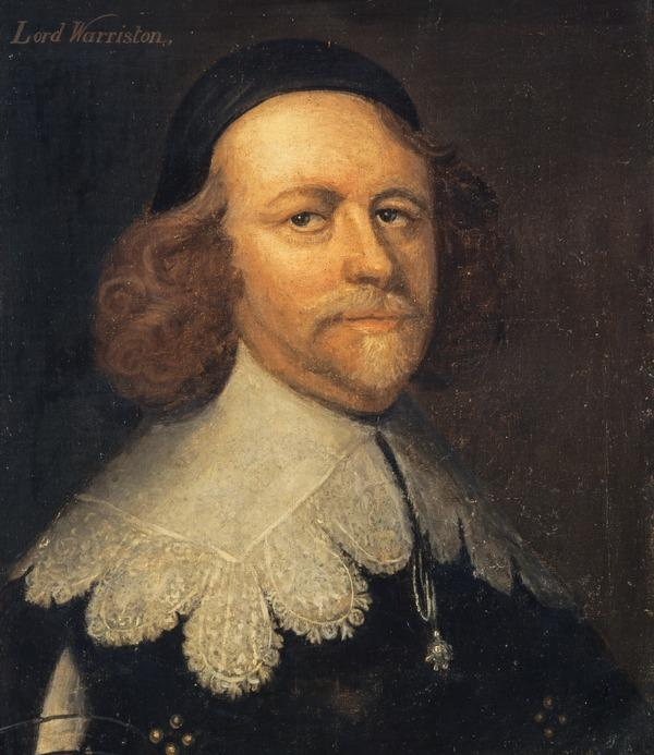 Archibald Johnston, Lord Warriston, c 1610 - 1663. Statesman (after 1640)