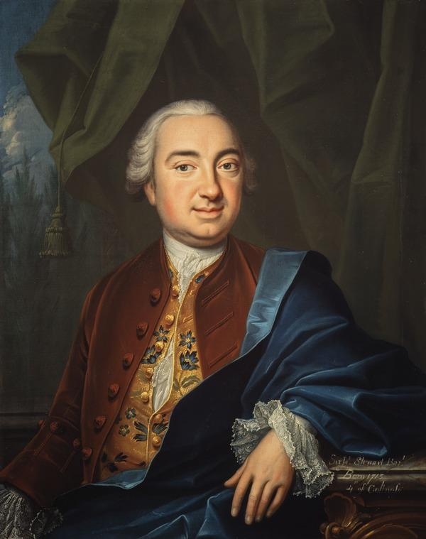 Sir James Steuart Denham, 1713 - 1780 (1761)