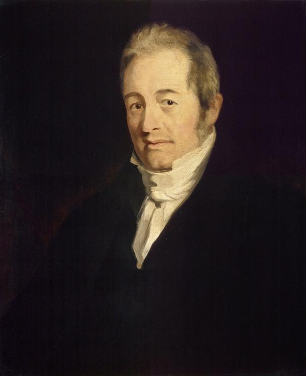 John Galt, 1779 - 1839. Novelist (Dated 1835)
