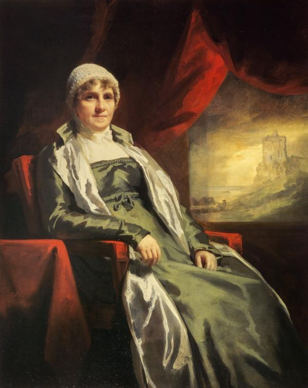 Jean or Jane Adam, Mrs Kennedy of Dunure (About 1811)