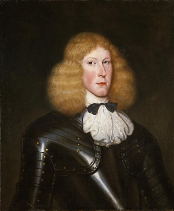 Captain Robert Campbell of Glenlyon [Caiptean Raibeart Caimbeul Ghleann Lìomhann], 1632 - 1696. In command at Glencoe (About 1654)