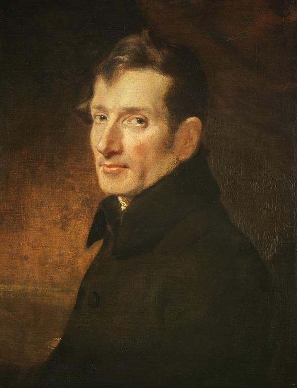 Anthony Stewart, 1773 - 1846. Miniature painter (Dated 1812)