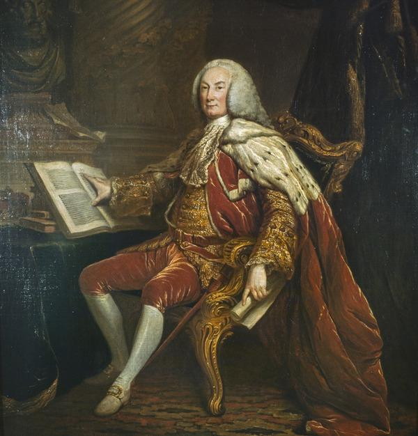 William Murray, 1st Earl of Mansfield, 1705 - 1793. Lord Chief Justice (1777)