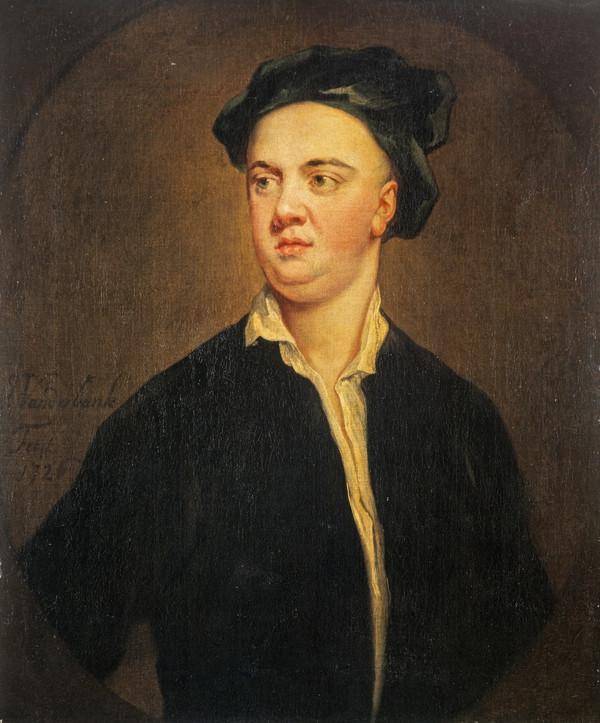 James Thomson, 1700 - 1748. Poet (1726)