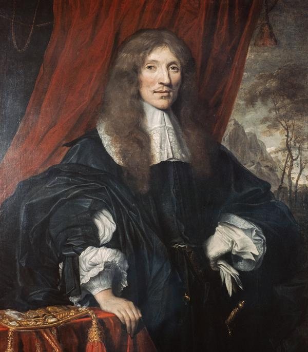 William Cunningham, 8th Earl of Glencairn, about 1610 - 1664. Lord Chancellor of Scotland (1661)