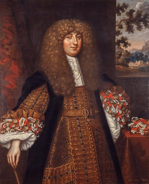 John Leslie, 7th Earl and 1st Duke of Rothes, 1630 - 1681. Lord Chancellor (1667)