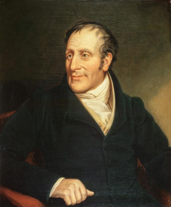 Henry Bell, 1767 - 1830. Marine engineer (About 1820)
