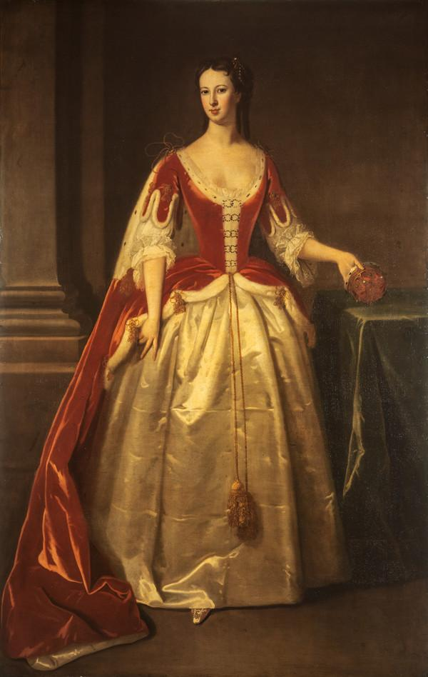 Susanna Kennedy, Countess of Eglinton, 1689 - 1780. Third wife of the 9th Earl of Eglinton; patroness of letters (after 1712)