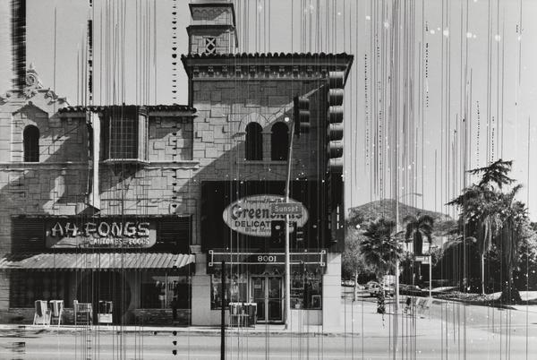 Greenblatt's Deli (Sunset Strip Portfolio) (1976 / 1995)