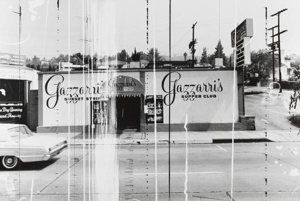 Gazzarri's Supper Club (Sunset Strip Portfolio) (1981 / 1995)