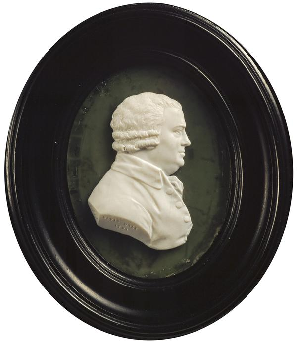 David Dale, 1739 - 1806. Manufacturer and philanthropist (Dated 1791)