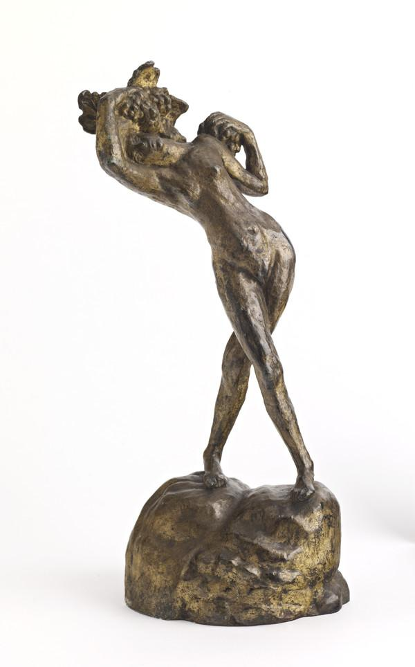 Petite Bacchante aux Jambes Croisees (Small Bacchante with Crossed Legs) (About 1906 - 1910)