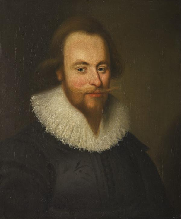 Arthur Johnston, c 1577 - 1641. Poet and physician (after 1747)