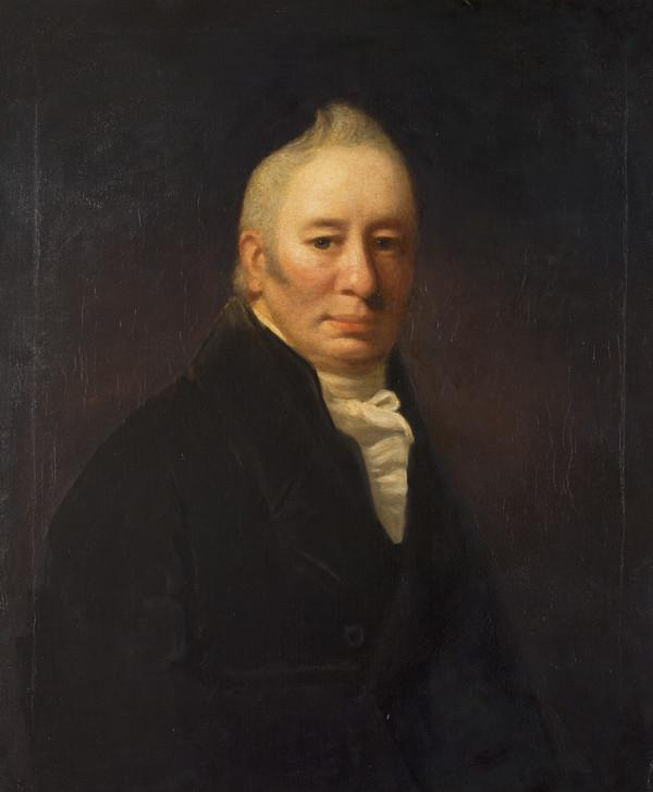 Rev. John Inglis, 1762 - 1834. Church leader and minister at Old Greyfriars, Edinburgh (after 1800)
