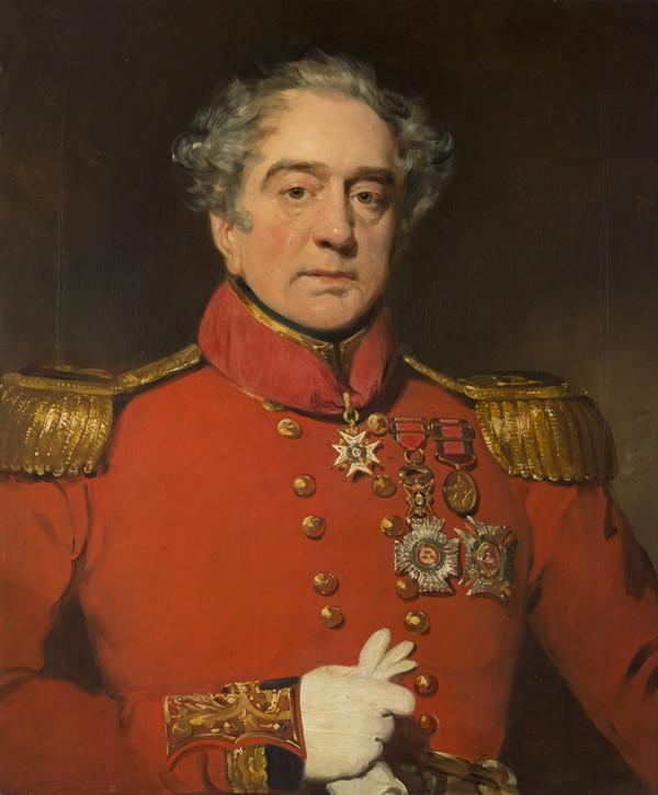 Major-General Sir Patrick Lindsay, 1778 - 1839. Soldier (About 1835)