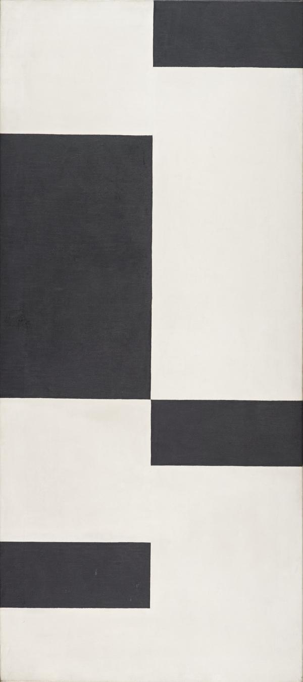 Orthogonal Composition (1953 - 1954)