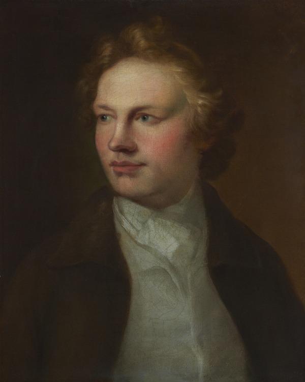 David Martin, 1737 - 1798. Portrait painter (Self-portrait)