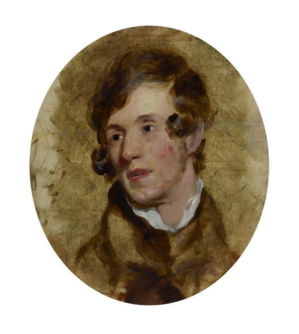 Horatio McCulloch, 1805 - 1867. Landscape painter (About 1859)