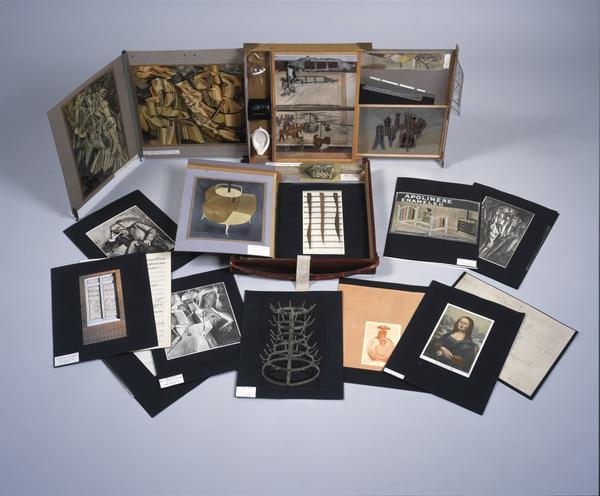 La Boîte-en-Valise [Box in a Suitcase] (1935 - 1941)