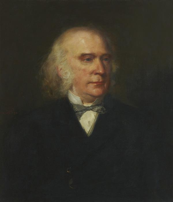 Sir George Harvey, 1806 - 1876. Artist