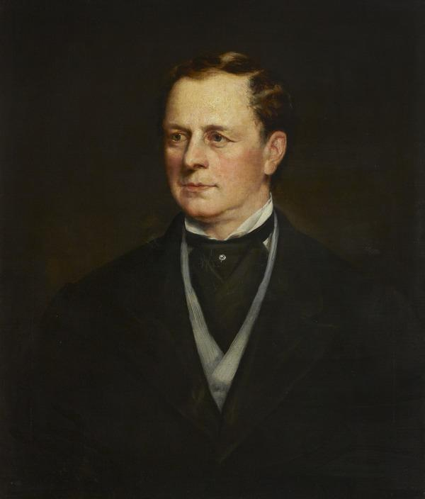 Robert Henry Wyndham, 1814 - 1894. Actor and theatrical manager