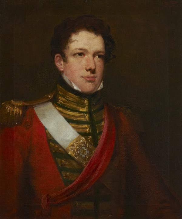 Fox Maule, 11th Earl of Dalhousie and 2nd Baron Panmure, 1801 - 1874. Parliamentarian (1821)