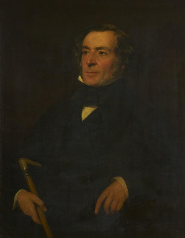 David Macbeth Moir, 1798 - 1851. Physician and author (Painted 1850)