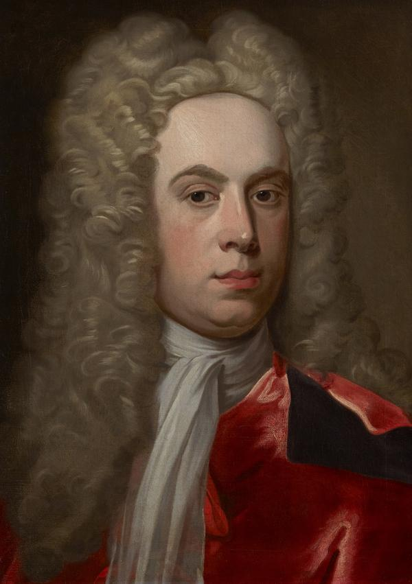 Sir Gilbert Elliot, 1st Lord Minto, 1693 - 1766. (About 1726)