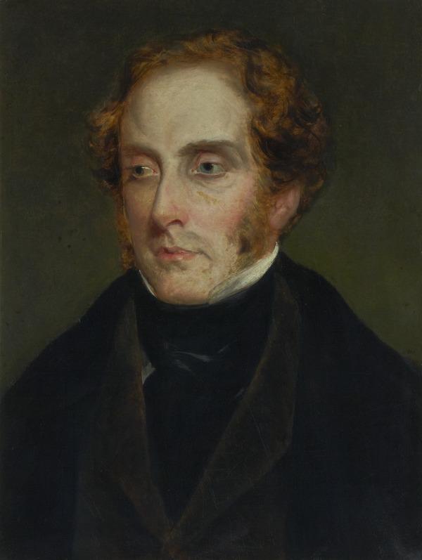 Sir Archibald Alison, 1792 - 1867. Historian