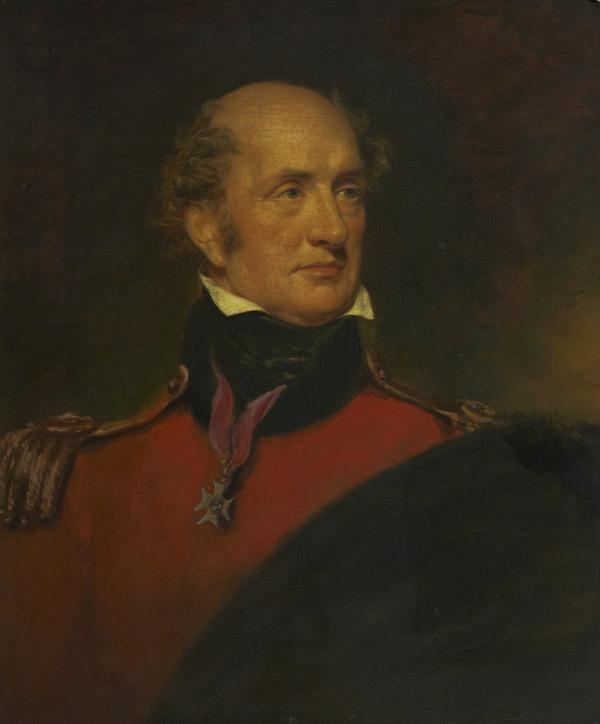 Sir John Malcolm, 1769 - 1833. Indian administrator and diplomat