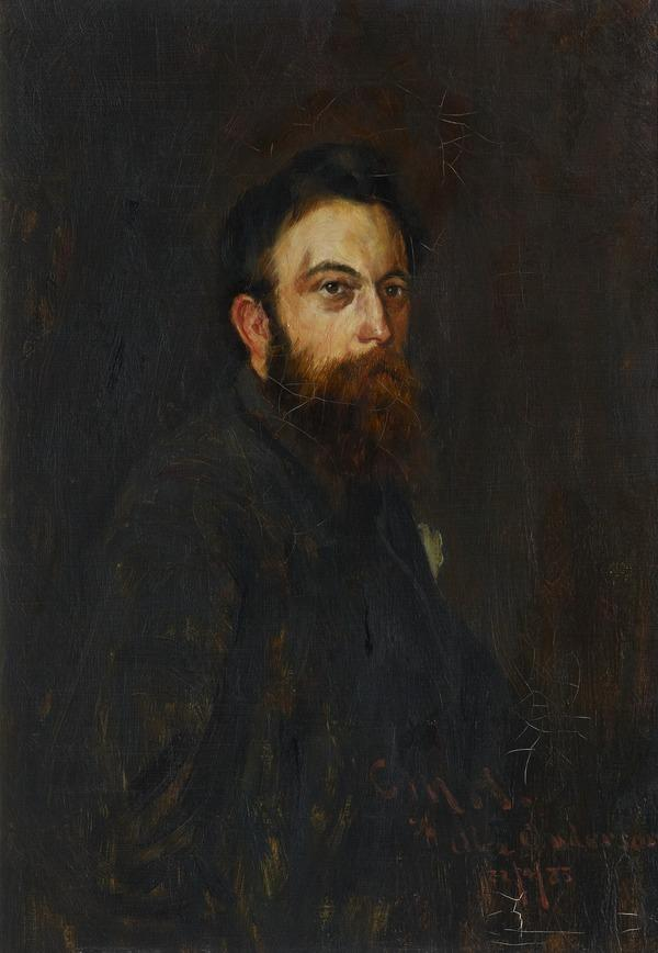 Alexander Anderson, 1845 - 1909. Poet (1883)