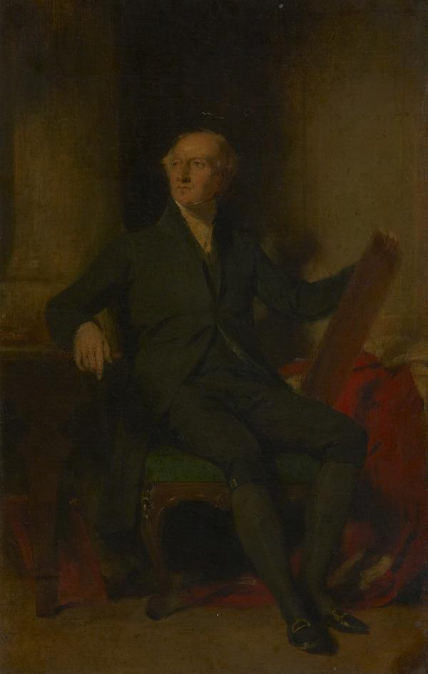 David Boyle, Lord Boyle, 1772 - 1853. Lord President of the Court of Session (1841 - 1852)