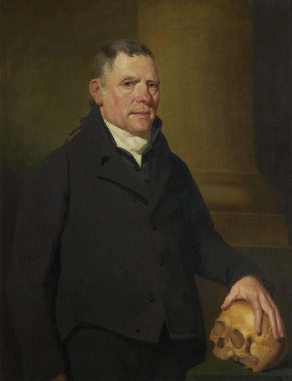 Rev. John Barclay, 1758 - 1826. Anatomist (1816)