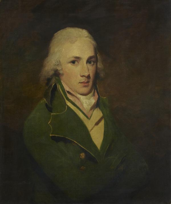 Unidentified [or unknown] man (after 1800)