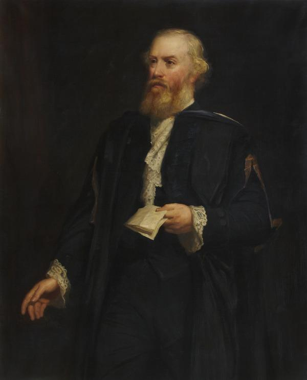 Rev. John Tulloch, 1823 - 1886. Theologian and Principal of St Andrews University (1880)