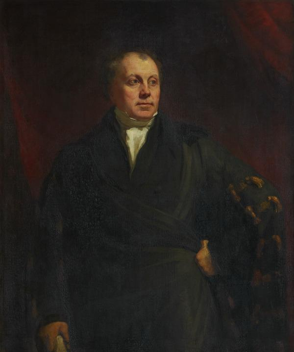 Sir James Mackintosh, 1765 - 1832. Philosopher (after 1820)