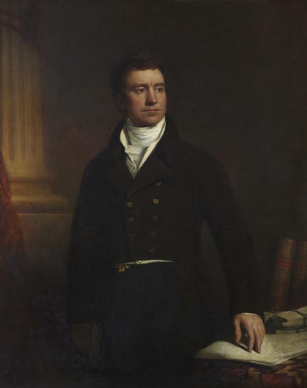 Joseph Hume, 1777 - 1855. Political economist