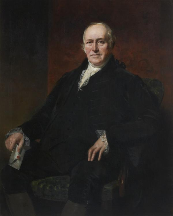 Sir John Archibald Murray, Lord Murray, 1779 - 1859. Judge (1856)