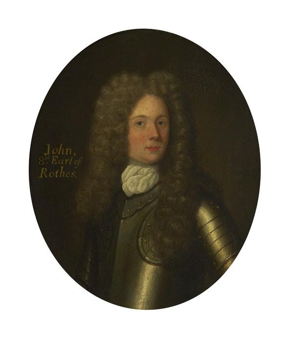 John Leslie, 8th Earl of Rothes, 1679 - 1722. Vice-Admiral of Scotland (after 1700)