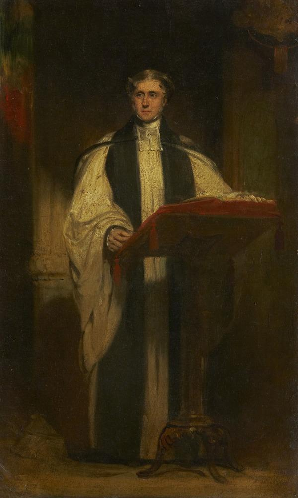 Very Rev. Edward Bannerman Ramsay, 1793 - 1872. Dean of Edinburgh (1841)