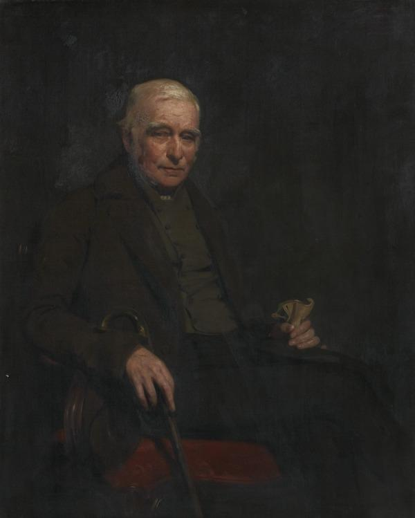 James Abercromby, 1st Baron Dunfermline, 1776 - 1858. Speaker of the House of Commons (1850s)