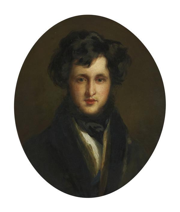Robert Scott Lauder, 1803 - 1869. Artist (About 1825 - 1830)