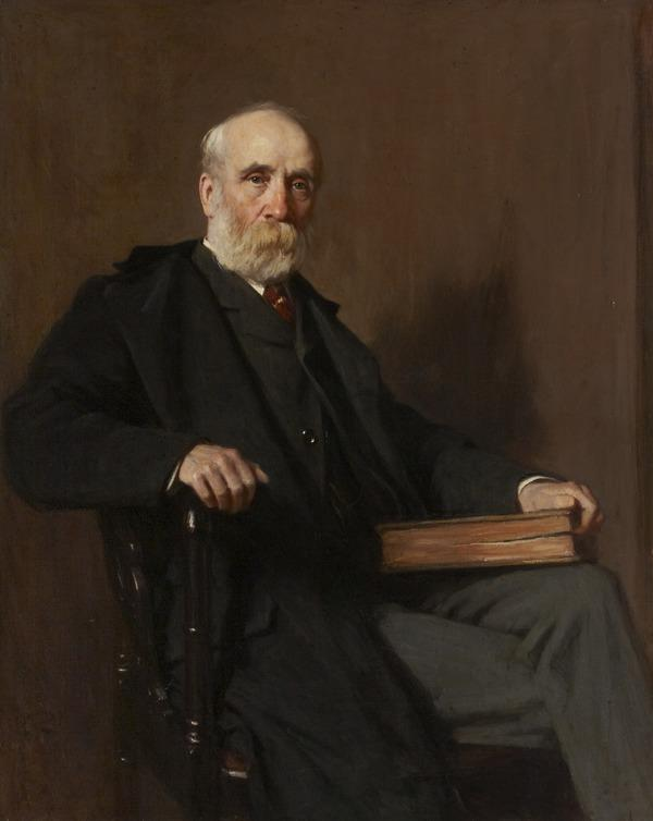 Sir Arthur Mitchell, 1826 - 1909. Writer on insanity and antiquary (About 1896)