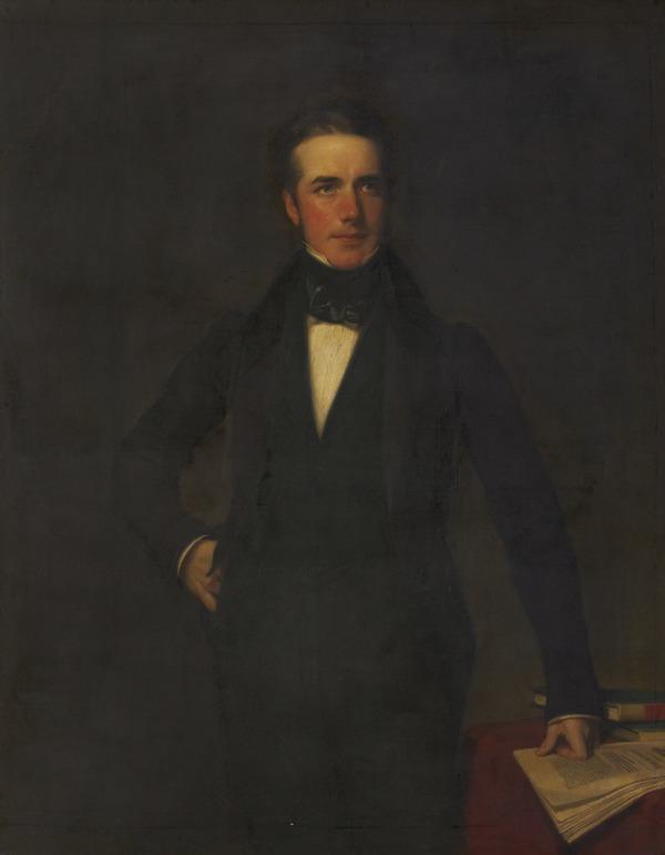 Thomas Drummond, 1797 - 1840. Irish administrator (About 1835)
