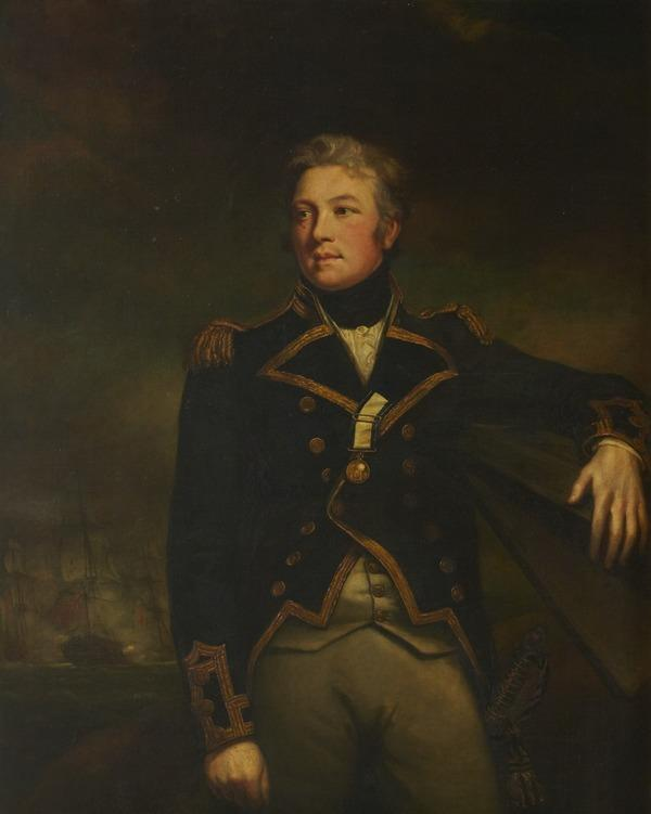 Admiral Sir Philip Charles Henderson Calderwood Durham, 1763 - 1845 (after 1800)